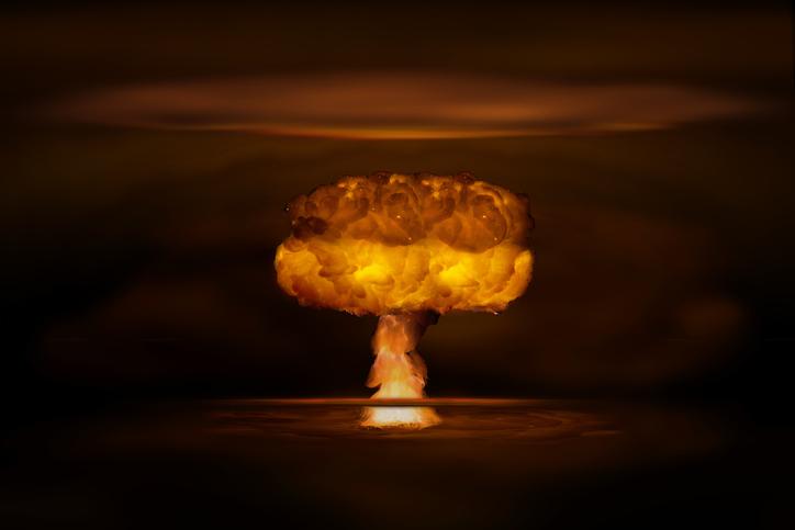 Hiroshima explosion